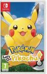 Pokemon Lets Go Pikachu