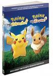 Pokemon Lets Go Lösungsbuch u. Pokedex (deutsch)