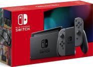 Nintendo Switch Konsole - Farbe: Grau