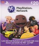 PlayStation Network Code - 20 Euro (Code per E-Mail) *