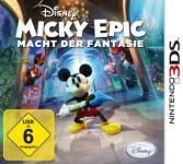 Disney Micky Epic Macht der Fantasie