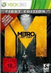 Metro: Last Light - First Edition *