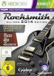 Rocksmith 2014 inkl. Kabel