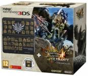 Nintendo NEW 3DS Konsole inkl. Monster Hunter 4