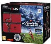 Nintendo NEW 3DS Konosle inkl. Xenoblade Chronicles