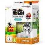 Chibi-Robo! Zip Lash inkl. Amiibo-Figur Chibi-Robo