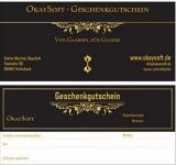Wertgutschein OkaySoft - Wunschbetrag