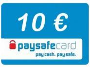 Paysafe Code 10 Euro Guthaben (Lieferung per E-Mail) *