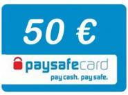 Paysafe Code 50 Euro Guthaben (Lieferung per E-Mail) *