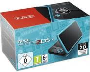 Nintendo NEW 2DS XL - schwarz/türkis