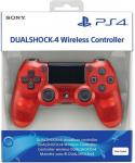 Controller DS 4 V2 - Farbe: Translucent Red