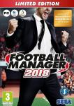 SEGA Football Manager 2018