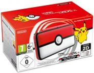 Nintendo NEW 2DS Konsole - Pokeball Edition
