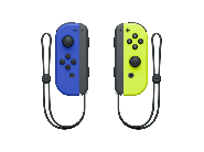 Switch Joy-Con 2er blau/neongelb