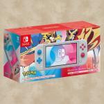 Switch Lite Konsole - Pokemon Limited Edition