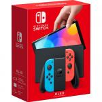 Nintendo Switch OLED-Konsole - Neon-Rot / Neon-Blau