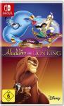 Disney Classic Collection Aladdin und der König der Löwen