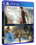 Assassins Creed: Odyssey + Origins - Double Pack
