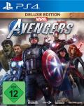 Marvel Avengers - Deluxe Edition