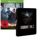 Resident Evil 2 HD - Steelbook Edition inkl. PreOrder (Ausverkauft)