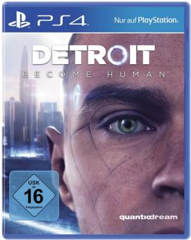 Detroit Become Human inkl. PreOrder