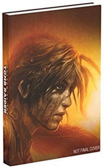 Shadow of the Tomb Raider - Lösungsbuch Collectors Edition (deutsch)