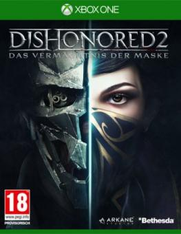 Dishonored 2: Das Vermächtnis der Maske - DayOne-Edition