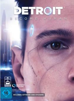 Detroit: Become Human - Downloadversion