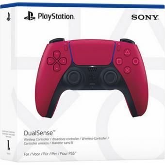 PS5 Controller DualSense 5 - Cosmic Red
