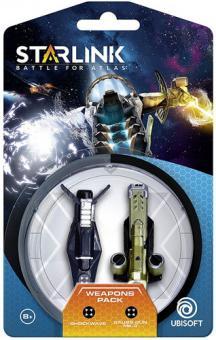 Starlink Weapon Pack Shockwave & Gauss