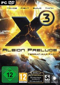 X3 Terran War Pack *