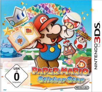 Paper Mario Sticker Star *