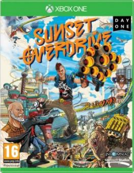 Sunset Overdrive - DayOne-Edition *