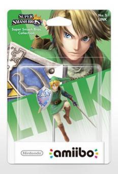 Amiibo Figur - Smash Link #5