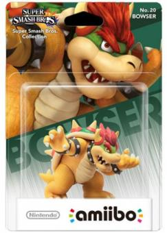 Amiibo Figur - Smash Bowser *