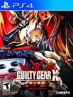 Guilty Gear Xrd - DayOne-Edition *