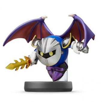 Amiibo Figur - Smash Meta-Knight