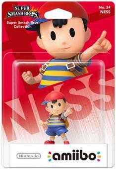 Amiibo Figur - Smash Ness #34