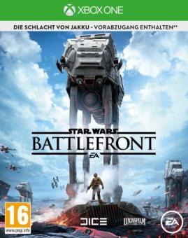 Star Wars: Battlefront - DayOne-Edition *