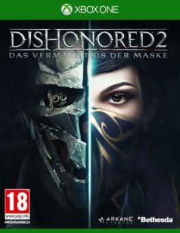 Dishonored 2: Das Vermächtnis der Maske - DayOne-Edition