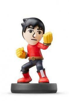 Amiibo Figur - Smash Mii-Boxer #48