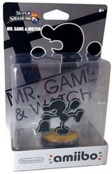Amiibo Figur - Smash Mr. Game & Watch #45