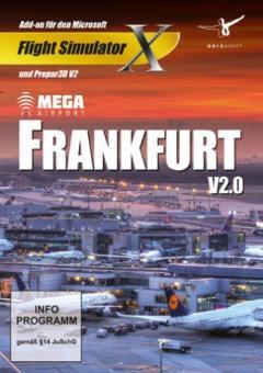Flight Simulator X: Mega Airport Frankfurt V2.0