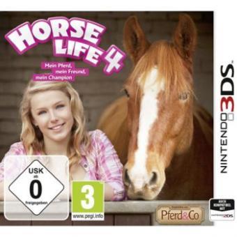 Horse Life 4: Mein Pferd, Mein Freund, Mein Champion *