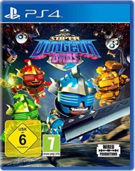 Super Dungeon Bros *