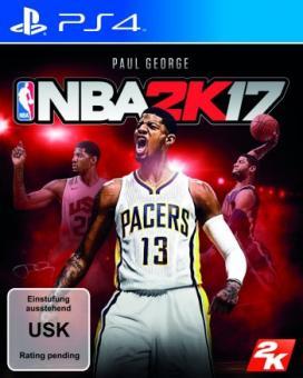 NBA 2K17 *