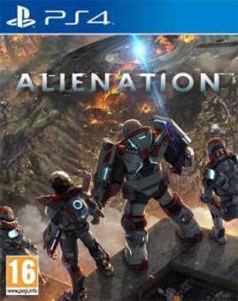 Alienation - PSN Download Code *