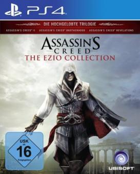 Assassins Creed: Ezio Collection