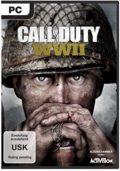 Call of Duty: WWII - DayOne-Edition (Code in a Box)
