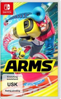 Arms (für Nintendo Switch)